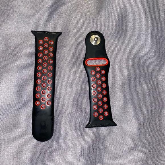 Apple Watch 38mm Athlete Band